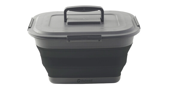 Outwell Collaps Storage Camping box L grijs/zwart